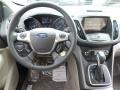 2014 White Platinum Ford Escape SE 1.6L EcoBoost  photo #16