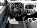 Black/Diesel Gray Dashboard Photo for 2014 Ram 1500 #88118418