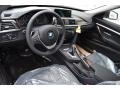 Black Prime Interior Photo for 2014 BMW 3 Series #88124204