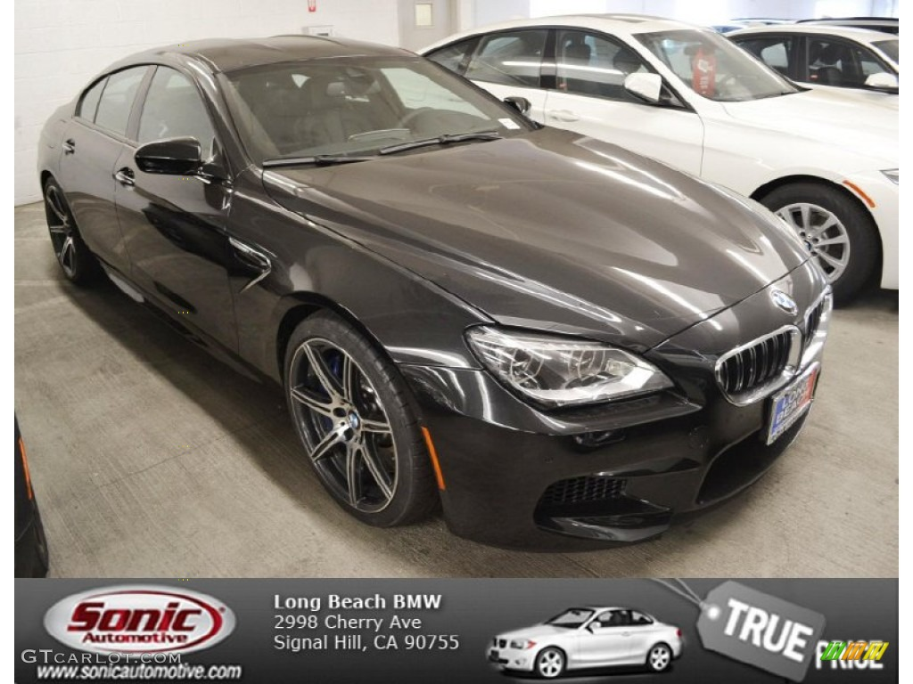 2014 Black Sapphire Metallic Bmw M6 Gran Coupe 88104236 Gtcarlot Com Car Color Galleries