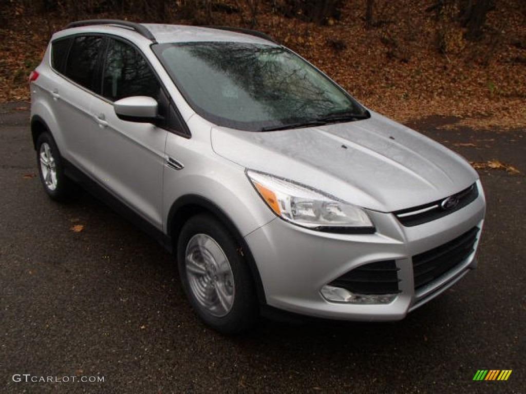 Ingot silver 2014 ford escape se 1 6l ecoboost 4wd - Ford escape exterior colors 2014 ...
