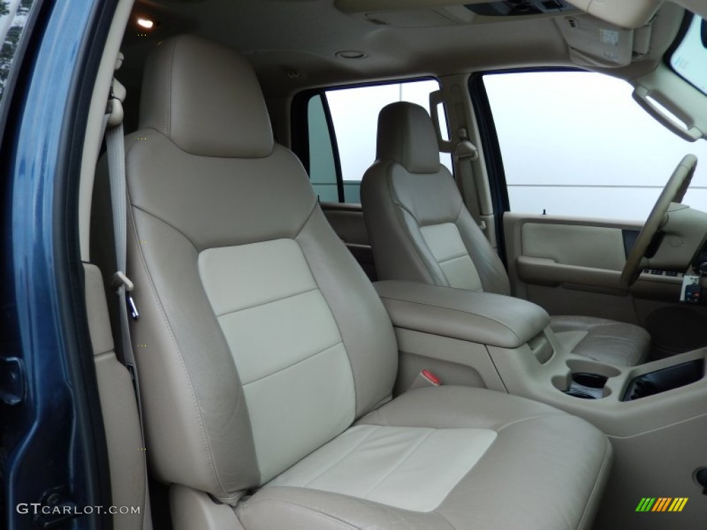 2004 ford expedition eddie bauer 4x4 interior color photos. Black Bedroom Furniture Sets. Home Design Ideas