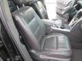 2014 Ford Explorer Sport Charcoal Black Interior Front Seat Photo