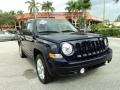 2013 True Blue Pearl Jeep Patriot Latitude #88103812