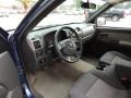 2005 GMC Canyon Dark Pewter Interior Prime Interior Photo