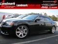 Gloss Black 2012 Chrysler 300 SRT8