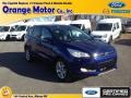 2013 Deep Impact Blue Metallic Ford Escape SEL 2.0L EcoBoost 4WD #88104122