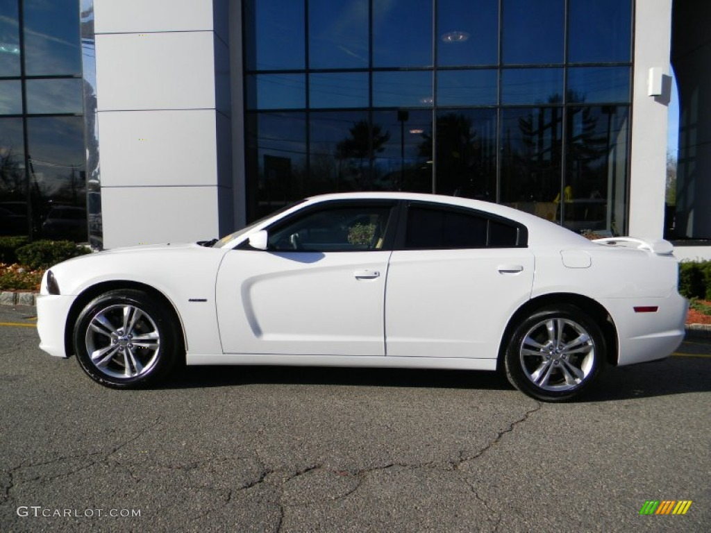 bright white 2012 dodge charger r t plus awd exterior. Black Bedroom Furniture Sets. Home Design Ideas