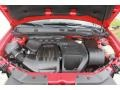 2007 Victory Red Chevrolet Cobalt LS Coupe  photo #28