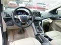 2014 White Platinum Ford Escape SE 2.0L EcoBoost 4WD  photo #9