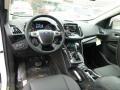2014 White Platinum Ford Escape Titanium 2.0L EcoBoost 4WD  photo #10