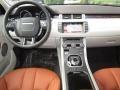 Tan/Ivory/Espresso 2013 Land Rover Range Rover Evoque Interiors