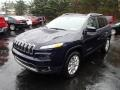 True Blue Pearl 2014 Jeep Cherokee Gallery