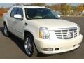 White Diamond Tricoat 2011 Cadillac Escalade EXT Premium AWD