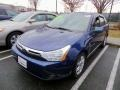 Vista Blue Metallic 2008 Ford Focus SE Sedan