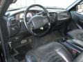 Dark Graphite 2000 Ford F150 Interiors