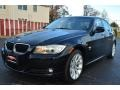 Jet Black 2011 BMW 3 Series 328i xDrive Sedan