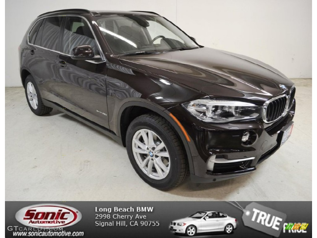 2014 Sparkling Brown Metallic BMW X5 sDrive35i #88255806 ...