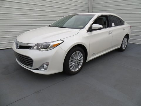2014 toyota avalon hybrid limited data info and specs. Black Bedroom Furniture Sets. Home Design Ideas