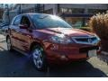 2008 Moroccan Red Pearl Acura RDX Technology #88255709