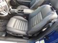 2008 Vista Blue Metallic Ford Mustang GT Premium Convertible  photo #4