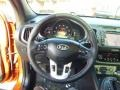 2011 Sportage SX AWD Steering Wheel