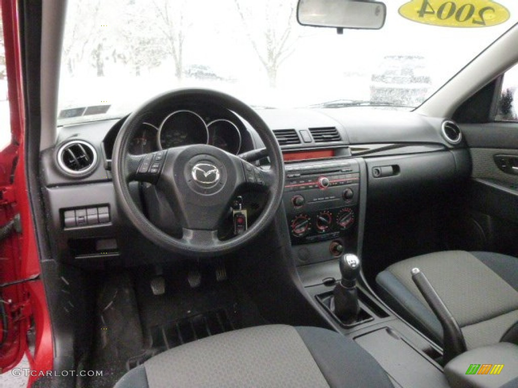 2004 mazda mazda3 i sedan interior color photos. Black Bedroom Furniture Sets. Home Design Ideas