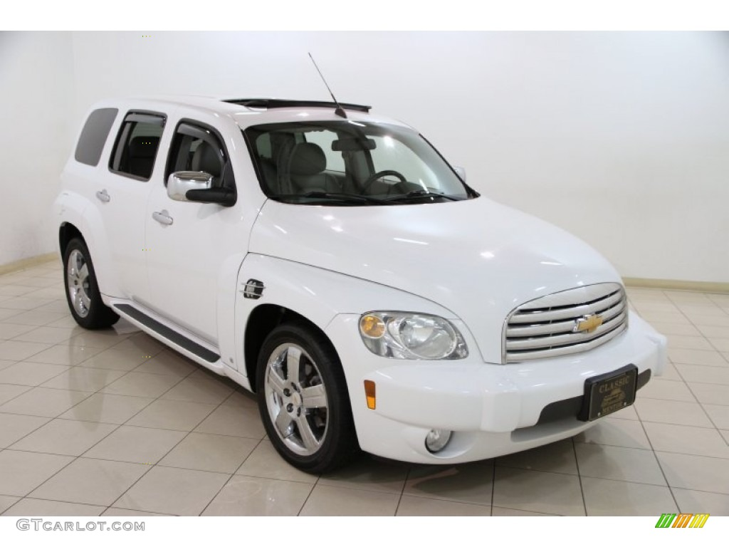 2009 Summit White Chevrolet Hhr Lt 88284041 Gtcarlot Com Car