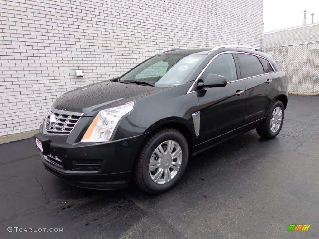 2014 Graphite Metallic Cadillac Srx Luxury Awd 88283811 Car Color Galleries