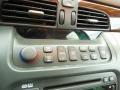 2002 Cadillac DeVille Neutral Shale Interior Controls Photo