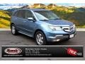 2007 Steel Blue Metallic Acura MDX  #88283744