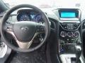 2013 Platinum Metallic Hyundai Genesis Coupe 2.0T  photo #6