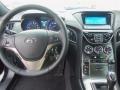 2013 Black Noir Pearl Hyundai Genesis Coupe 2.0T R-Spec  photo #6