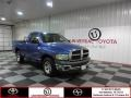 2002 Atlantic Blue Pearl Dodge Ram 1500 ST Regular Cab  photo #1