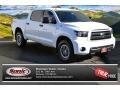 2013 Super White Toyota Tundra TRD Rock Warrior CrewMax 4x4  photo #1