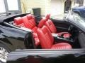 2006 Ford Mustang Red/Dark Charcoal Interior Interior Photo