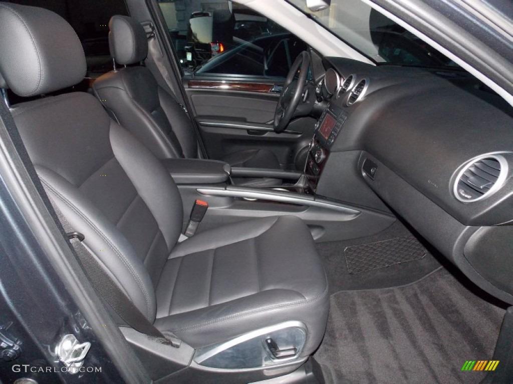 2011 Mercedes Benz Ml 550 4matic Interior Color Photos