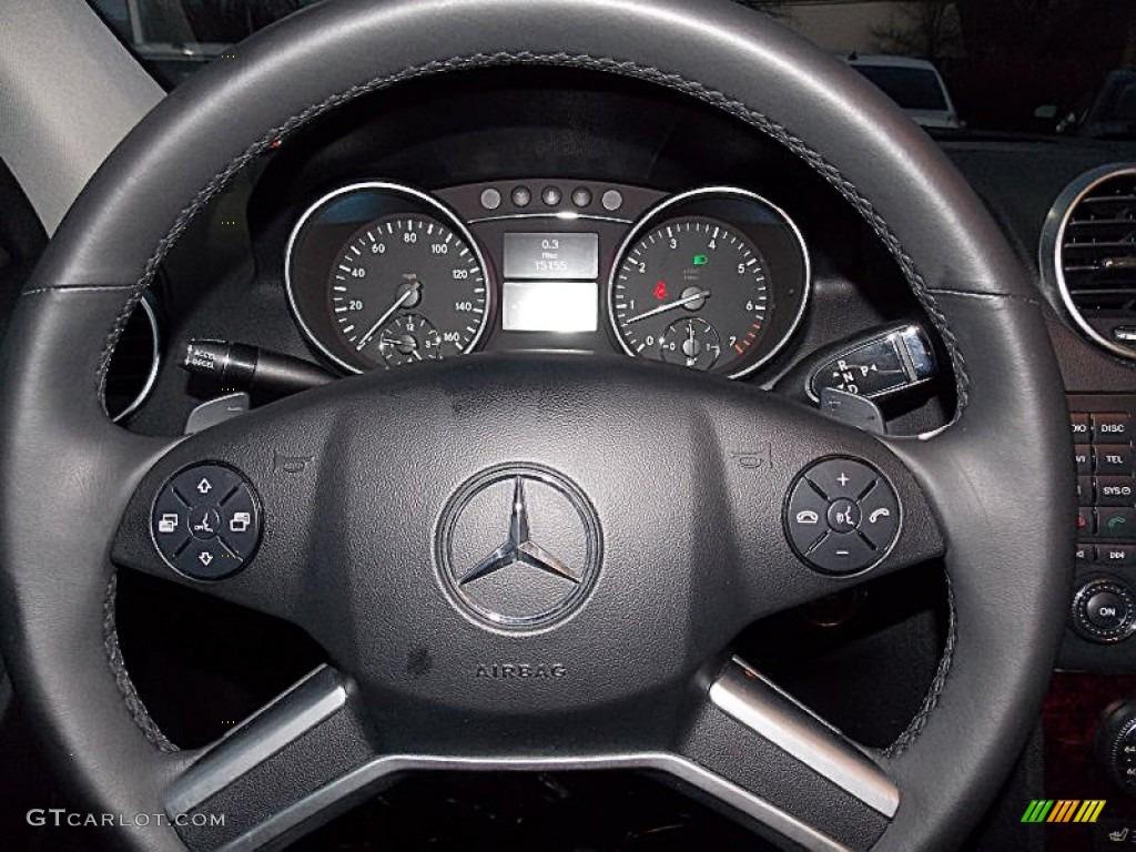 2011 mercedes benz ml 550 4matic black steering wheel for 2011 mercedes benz ml550 4matic