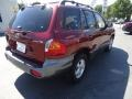 2004 Merlot Red Hyundai Santa Fe   photo #4