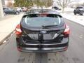 2012 Tuxedo Black Metallic Ford Focus SEL 5-Door  photo #7
