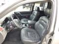 Dark Slate Gray Front Seat Photo for 2002 Jeep Grand Cherokee #88384721