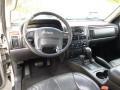 Dark Slate Gray Prime Interior Photo for 2002 Jeep Grand Cherokee #88384800