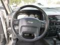 Dark Slate Gray Steering Wheel Photo for 2002 Jeep Grand Cherokee #88384883