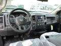 Black/Diesel Gray Dashboard Photo for 2014 Ram 1500 #88401402