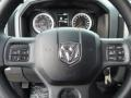 Black/Diesel Gray Controls Photo for 2014 Ram 1500 #88401453