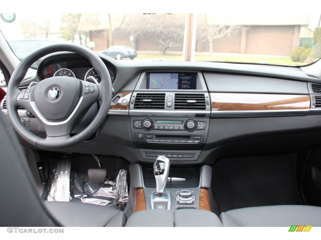 2013 bmw x6 xdrive50i dashboard photos. Black Bedroom Furniture Sets. Home Design Ideas