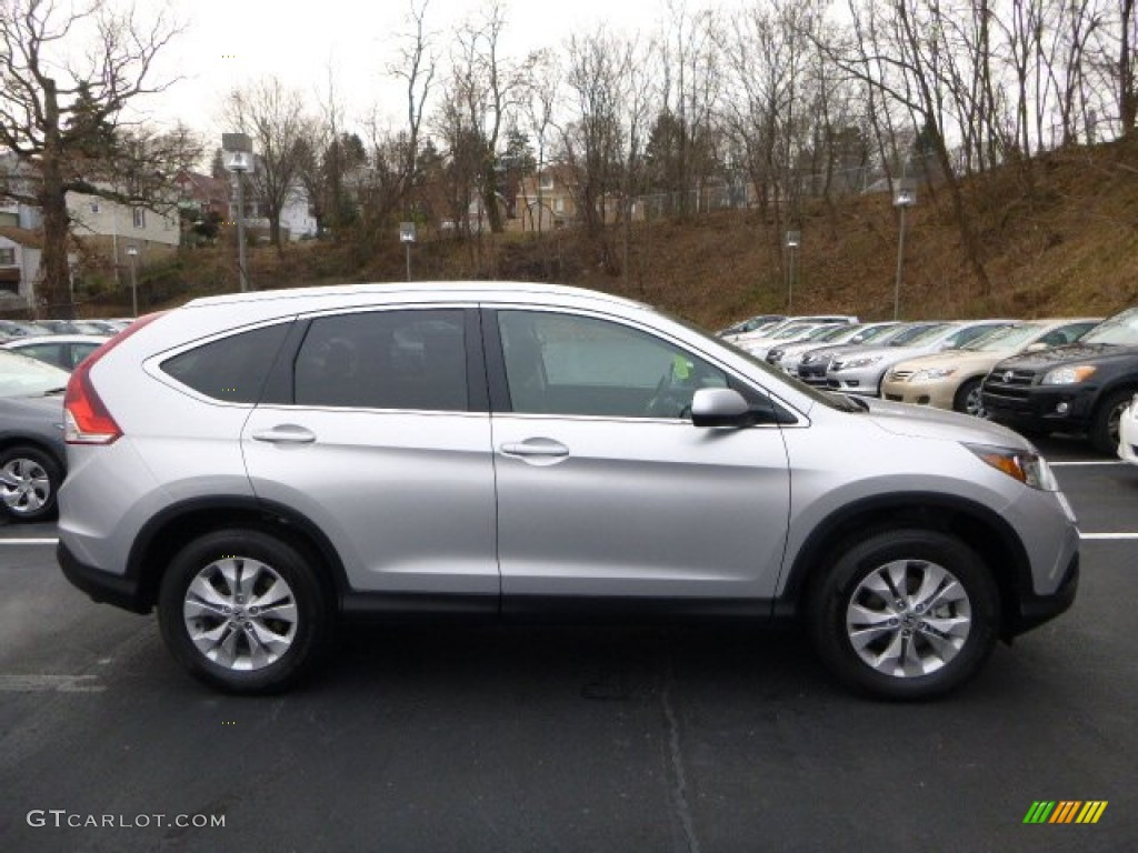 2014 alabaster silver metallic honda cr v ex l awd 88406585 photo 6 car color for 2014 honda cr v interior colors