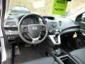 2014 Alabaster Silver Metallic Honda CR-V EX-L AWD  photo #12