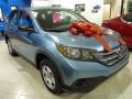 Mountain Air Metallic 2014 Honda CR-V Gallery