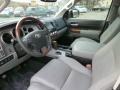 2013 Super White Toyota Tundra Limited CrewMax 4x4  photo #11